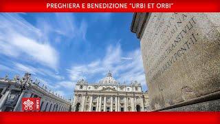 Papa Francesco- Momento di Preghiera 2020-03-27