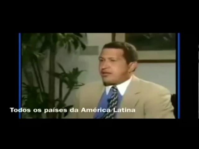 Memórias Papo de Graça - Hugo Chavez