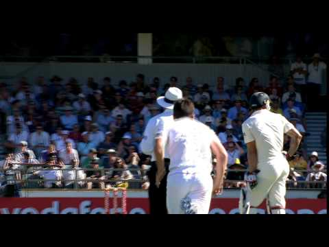 Anderson v Johnson: top sledging
