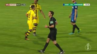 Emre Mor Vs Eintracht Trier Away HD 1080i (22/08/2016)