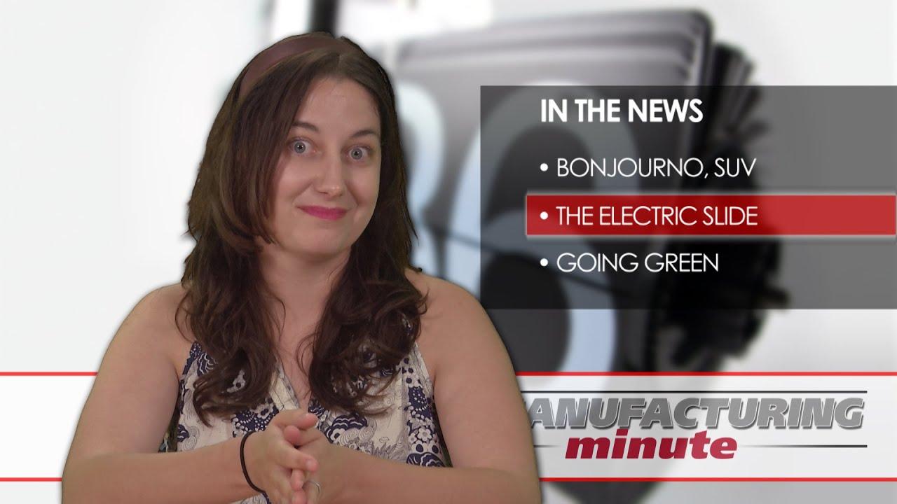 Manufacturing Minute: Lamborghini's New Luxury SUV