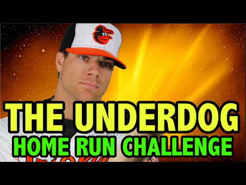 CHRIS DAVIS MONSTER HOME RUN | MLB THE SHOW 16 PRESENT DAY STARS HOME RUN CHALLENGE