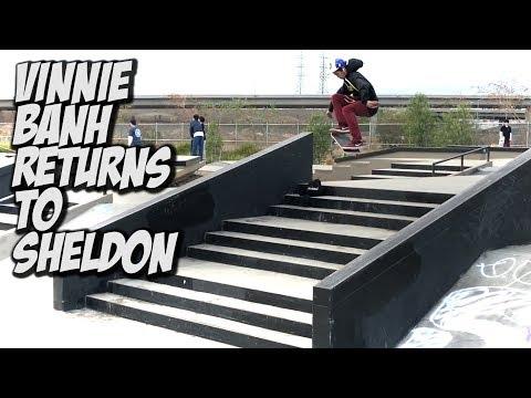 VINNIE BANH RETURNS TO SHELDON !!! - NKA VIDS -