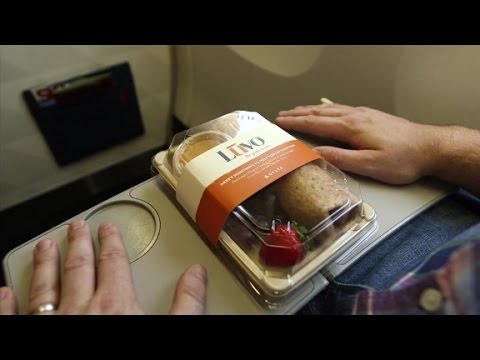 Delta has healthier food. But does it taste good?