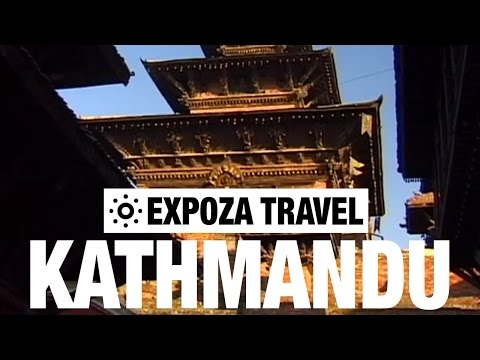 Kathmandu Travel Video Guide