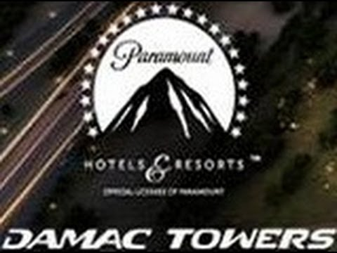 Damac Towers by Paramount Dubai UAE Hollywood Lifestyle