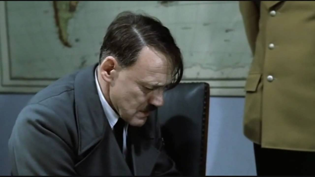 Hitler's rant about Command & Conquer 4 Tiberian Twilight