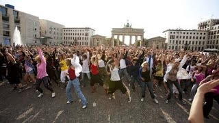 Michael Jackson ♫ Best FLASHMOB ♥ (Around the world) ☮ █▬█ █ ▀█▀