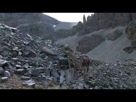 Great Basin National Park - Glacier Hike
