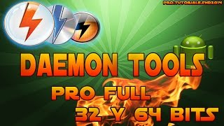 Daemon Tools Full [64 bits y 32 bits] [windows 7/8 y 8.1] [2014] Bien Explicado.