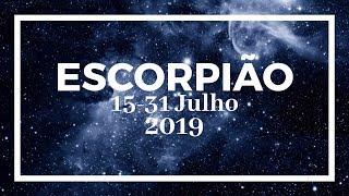 🔯 Escorpião: Cuidado com as Ilusões! | Tarot Quinzenal (15-31 Julho/2019)