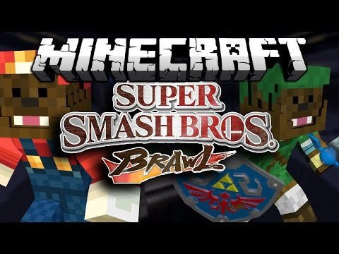 STRONGEST PIG EVER Minecraft Super Smash Brothers PVP w JeromeASF Friends