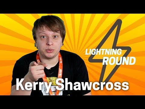 Kerry Shawcross ⚡️ Anime Lightning Round