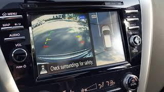 2018 Nissan Murano SV Rear Camera Technology