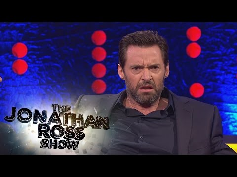 Hugh Jackman's Awkward Royal Encounter - The Jonathan Ross Show