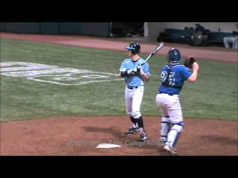 Spoon River College Baseball Spring Break Trip/Metrodome - Part 3/Batting