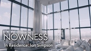 In Residence: Ian Simpson