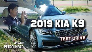 2019 Kia K900 (2019 Kia K9) Full Review from Korea (How does K9 actually drive?)