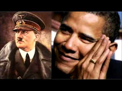 MORE PEOPLE ARE HAVING DREAMS ABOUT OBAMA & HITLER