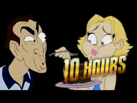 Nicolas Cage Wants Cake (10 Hours)