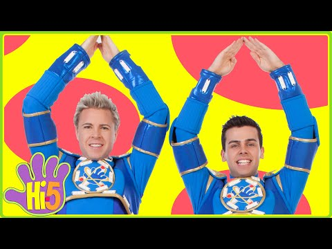 Hi-5 - Todas Las Canciones Temporada 2009 video