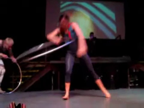 Superb ✮ Hooping in DNA lounge