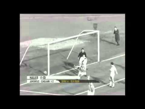Juventus - Cagliari 1-2 - Campionato 1968-69 - 6a giornata