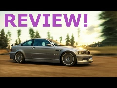 Forza Horizon | April Top Gear Car Pack | BMW M3 GTR Review And Drift