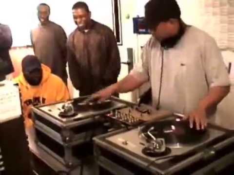 DJ BABU - Blind Alley beat juggle