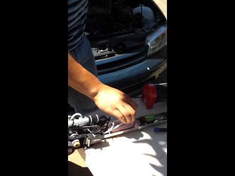 os wankel rotary engine in a rc drag car