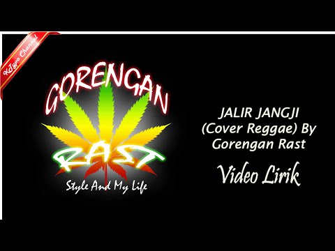 Gorengan Rast - Jalir Jangji (Cover) Lirik Video by KTypo Channel