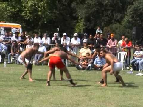 2010 Kabaddi World Cup, 2010 Kabaddi World Cup schedule, Kabaddi World Cup
