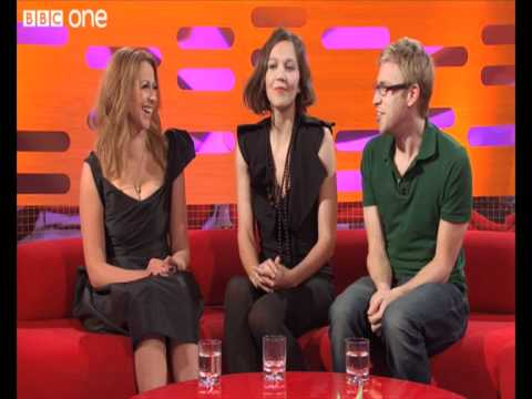 When Maggie Gyllenhaal Danced with Madonna - The Graham Norton Show preview - BBC One