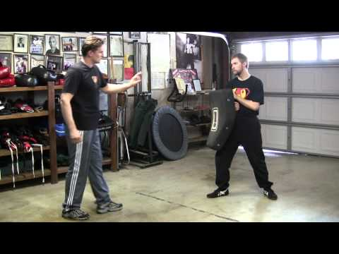 Jeet Kune Do Side Kick