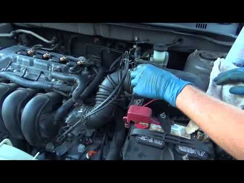 How To fix Rough Idle with SeaFoam Treatment (Video 2 of 3)