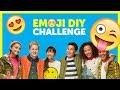 The Emoji DIY Challenge with The KIDZ BOP Kids -