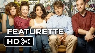 Obvious Child Featurette - Behind The Photoshoot (2014) - Jenny Slate, Jake Lacy Movie HD