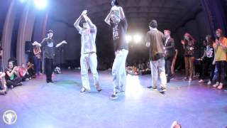 MDF Battle | 22.03.2014 | Hip-Hop 2x2 | FINAL | Enjoy & Vintage vs Mr. Dixon & Ankoo