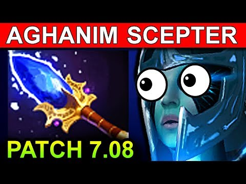 NEW PHANTOM ASSASSIN AGHANIM SCEPTER PATCH 7.08 DOTA 2 NEW META GAMEPLAY #10 (AGHANIMS SCEPTER PA)