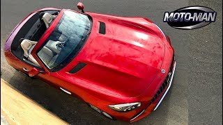 2018 Mercedes AMG GT C Roadster FIRST DRIVE REVIEW (2 of 2)