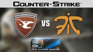 fnatic vs. mousesports 1/3 - IEM GC Guangzhou Counter-Strike Grand Final