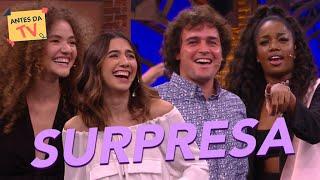 IZA e ANAVITÓRIA em um feat com Felipe Dylon e convidados inusitados! | Lady Night | Humor Multishow