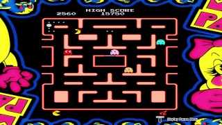 Ms. Pacman for the PlayStation 4 (720p)