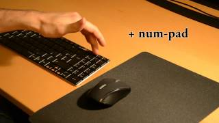 Review: Rapoo E9070 wireless ultra-slim keyboard (E9060)