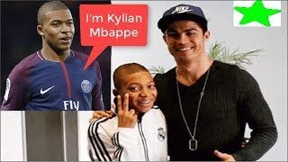 Famous football player kylian mbappe Kylian Mbappe Biography