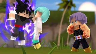 Minecraft: DRAGON BALL SUPER - A NOVA SAGA DO GOKU BLACK! #1