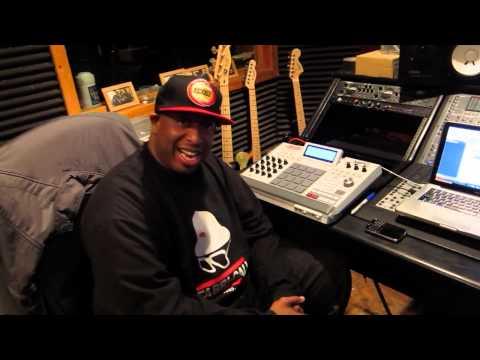 Akai Pro Visits DJ Premier