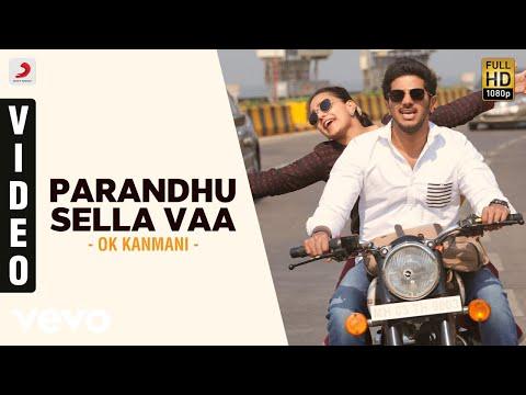 OK Bangaram - Neetho Alaa Lyric Video | A.R. Rahman, Mani Ratnam