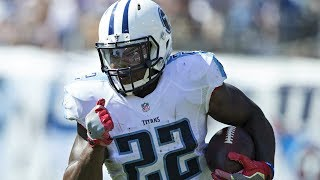 Derrick Henry Highlights 2017-18 Titans RB | ᴴᴰ