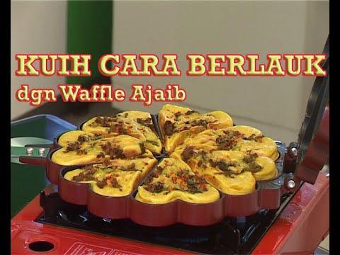 Demo Masakan Waffle Ajaib